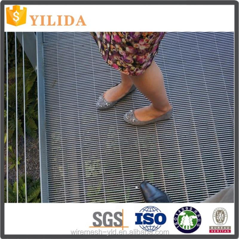 Concrete Driveway hot dipped galvanized Steel Grating