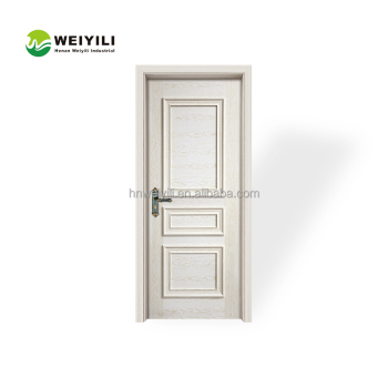 Compeive Price Bamboo Wooden Doors Solid 8 Ft Interior From China