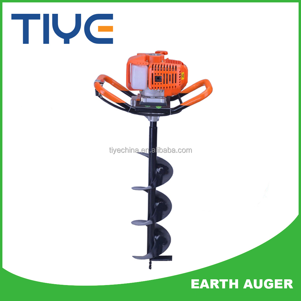 Garden Digging Tools Manual Ground Drill Hole Drilling Machines