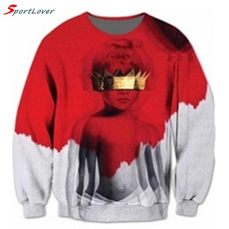 Promoción de Rihanna Sudadera - Compra Rihanna Sudadera