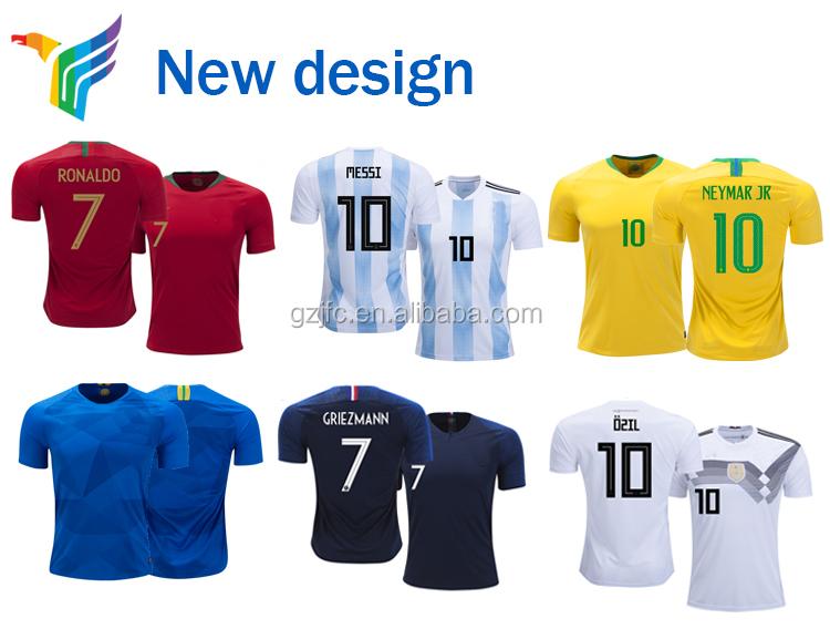 Гуанчжоу завод оптовая продажа короткий рукав Джерси футбол на заказ футболка футбол Джерси для мужчин