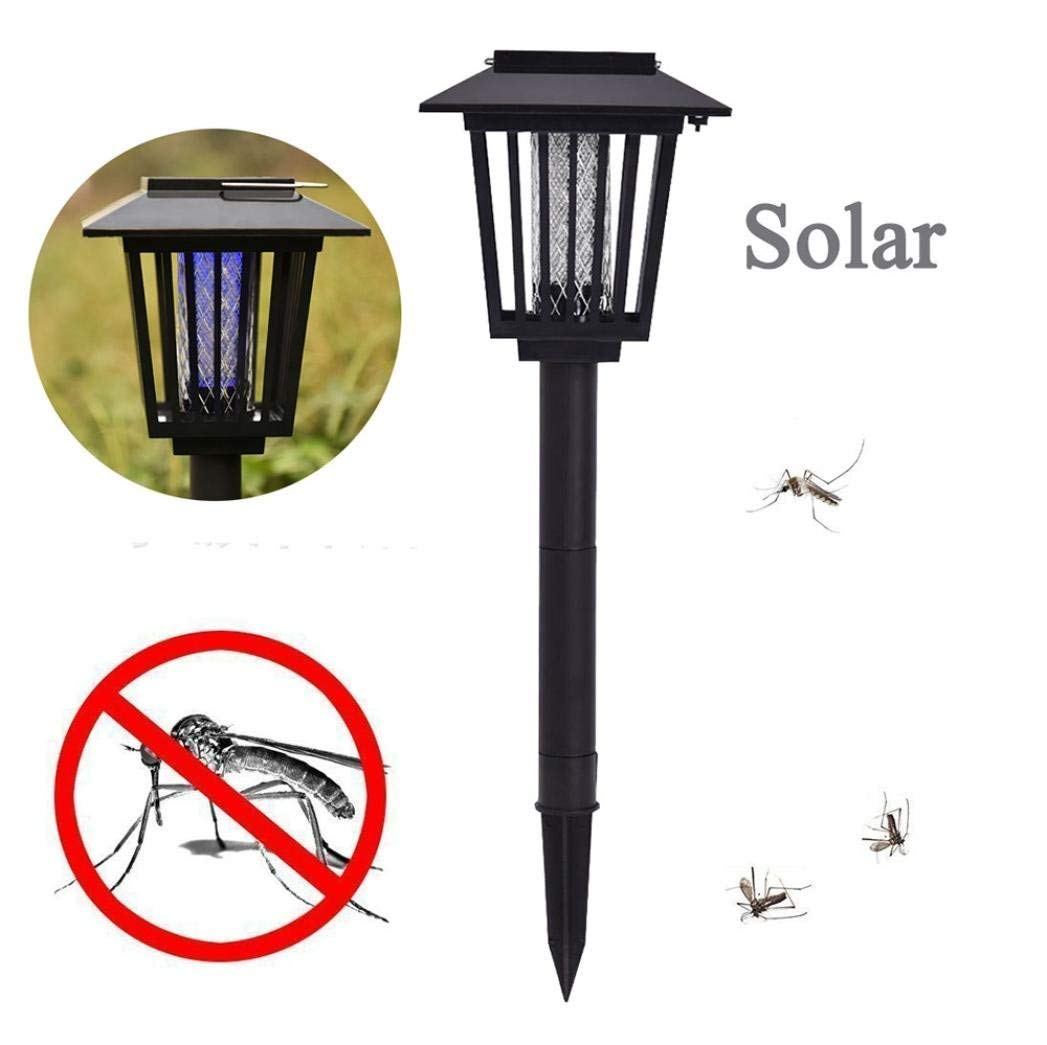 Cheap Black Zapper Find Deals On Line At Alibabacom Bug Circuit Get Quotations Unpara New Upgraded Solar Insect Enhanced Outdoor Flying Killer With