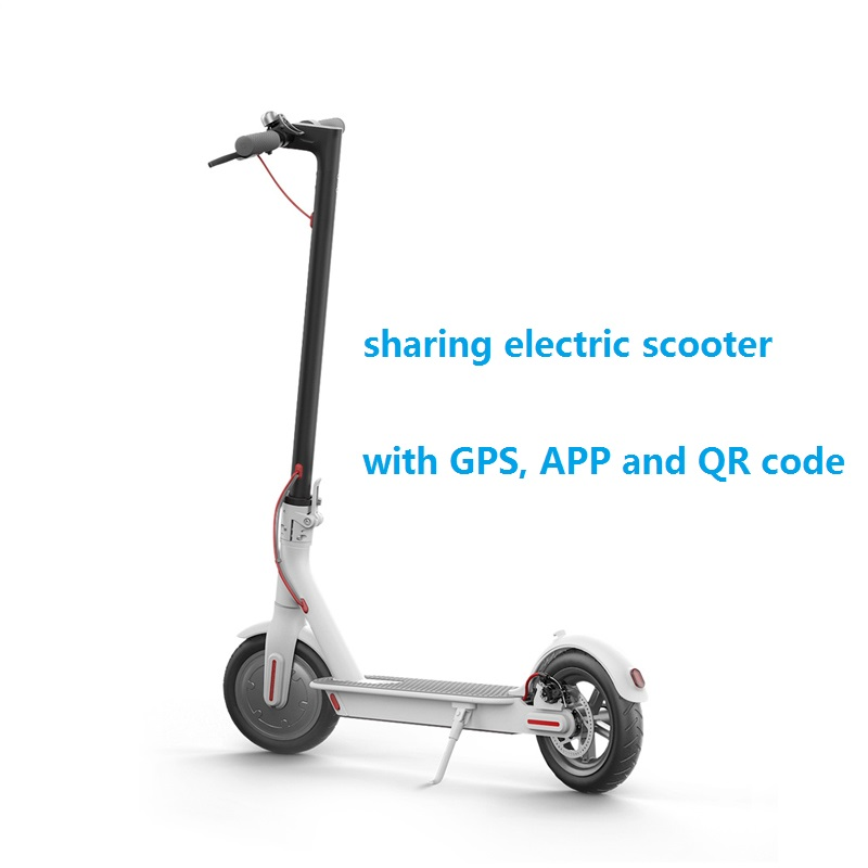 8 5 Inch Xiaomi M365 Folding Sharing Electric Scooter With App And Gps -  Buy Electric Scooter,Xiaomi Sharing Scooter,Xiaomi M365 Scooter Product on