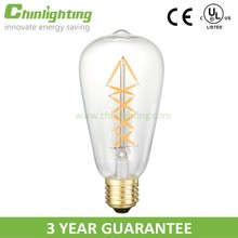 Energy saving ST64 vintage high lumen led and high power led light