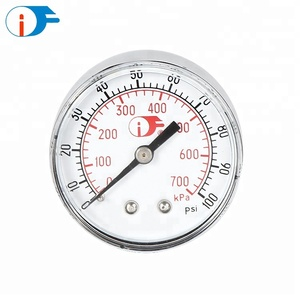 CSA Certified Accuracy Mechanical Pressure Gauge