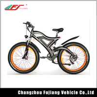 High speed electric bicycle stealth bomber electric bike