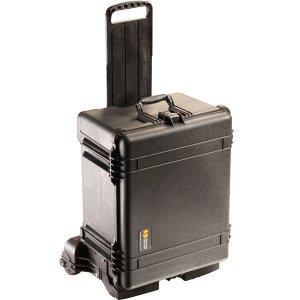"""(L) 21.48"""" x (W) 16.42"""" x (D) 12.54"""" Black Pelican 1620M Mobility Case (1 Case) - NPK-P-1620M-BK"""