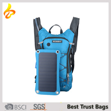 2L Cycling Backpack for Hiking Running Hydration Water Bag, Solar Panel Hydration backpack