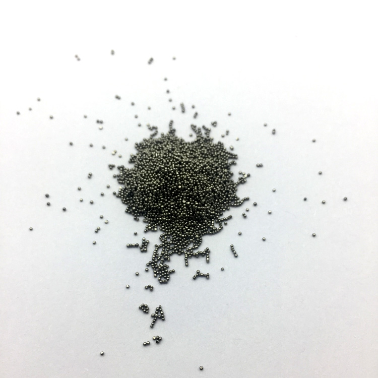 Metal abrasive g40 sand blasting steel grit for steel shot peening