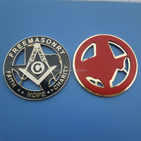 Buy Masonic grill car badge car logo in China on Alibaba.com