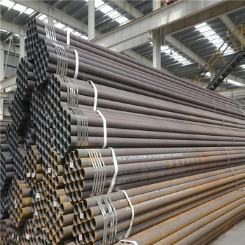 High quality ASTM A 106 Gr.B ST37 sch 40 carbon  seamless steel pipe