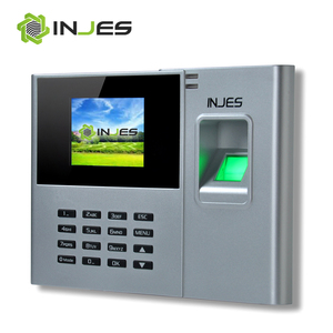 3inch Display TCP IP RS232 485 biometric office attendance and absence machine like smartphone