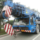 krupp 200t-2 USED MOBILE CRANE, GOOD WORKING CONDITION FOR SALE