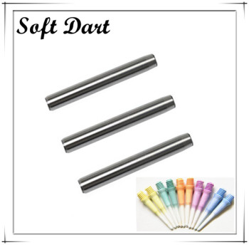 Custom made soft tungsten dart barrel; China dart supply factory