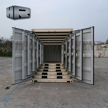 6 5ft Mini Box Double Door Mini Shipping Container Manufacturer For Sale View Shipping Container Manufacturer Hero Equipment Product Details From Hero Equipment Yangzhou Co Ltd On Alibaba Com