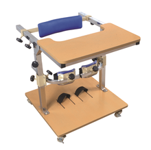 Medical rehabilitation standing frame physio equipment for children