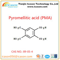 industry grade raw material of Mattting hardener agent MB68 CAS NO.:89-05-4 benzene-1,2,4,5-tetracarboxylate