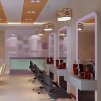 hair styling espejos con luz led compone el espejo
