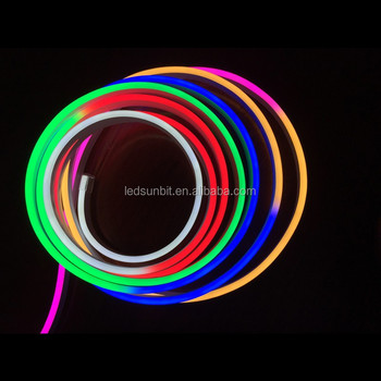 Rgb color changing neon flex 12v best pvc led ultra thin rope light rgb color changing neon flex 12v best pvc led ultra thin rope light for sale aloadofball Images