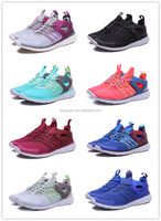 2016 new designer Action Sports Wholesale Running Shoes Mesh casual men sport shoes low price