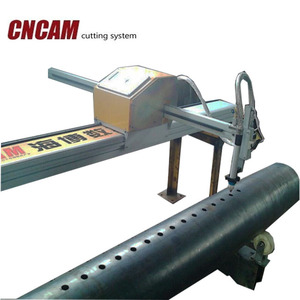 High Speed Plasma Cnc Pipe Profile Cutting Machine For Metal Tube cutting