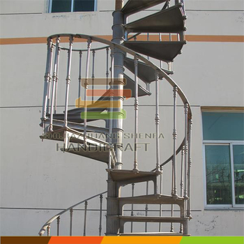 China Supplier Lowes Iron Spiral Staircase, Models Stairs Indoors