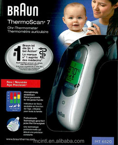 Braun ThermoScan IRT6520 Infrared Ear Thermometer