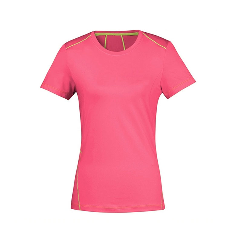 Sports Clothing for Adult Simple Design Compression Blank T-Shirts For Womens