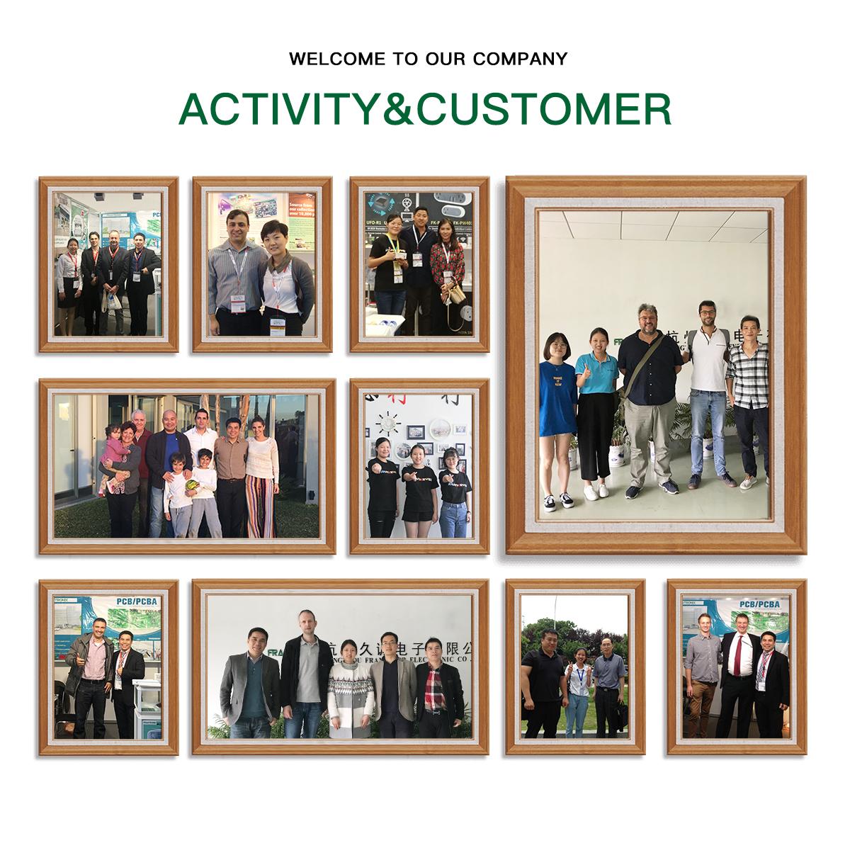Hangzhou Frankever Electronic Co Ltd Pcb Assembly Circuit Boardbga Assemblyelectronic Board Frank Shar