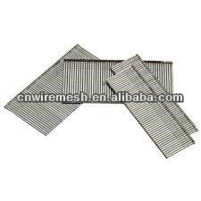 galvanized F brad wire nail China manufacturer
