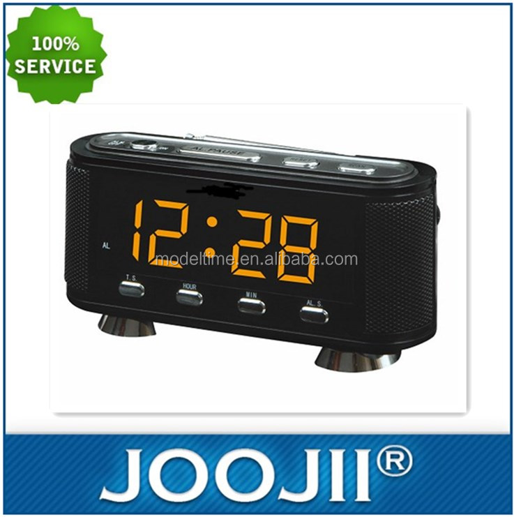 New Big Screen digital Alarm Clock Radio