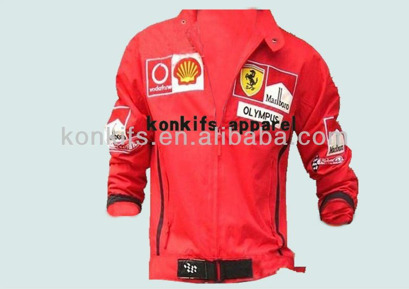 polyester first racing motorcycle jackets