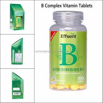 Beauty Function Dietary Supplement Vitamin B Complex Tablet (vitamin  B1/b2/b6/b12) Oem Contract Manufacturer - Buy Vitamin B Complex,Vitamin B  Complex