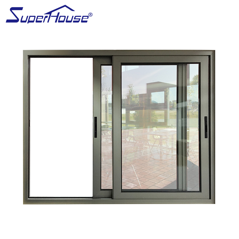 High quality sliding window for kitchen room