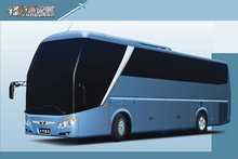 buy bus price GL6129H luxury traveling bus with toilet