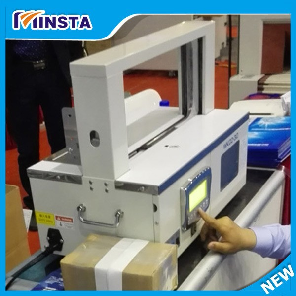 automatic commercial strapping band machine