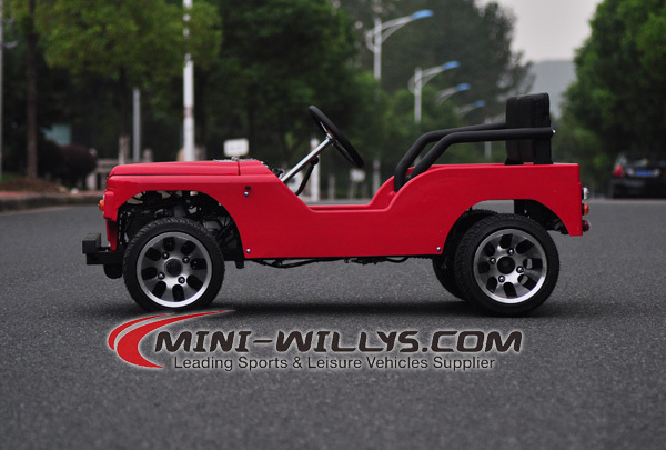 Zhejiang New Willys Mini Jeep With For Kids Or Adult 110cc 150cc ...