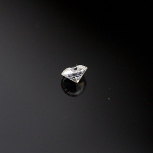 New Product with GIA IGI certificate 0.02CT Brilliant Cut natural real diamond CVD diamond HPHT diamond