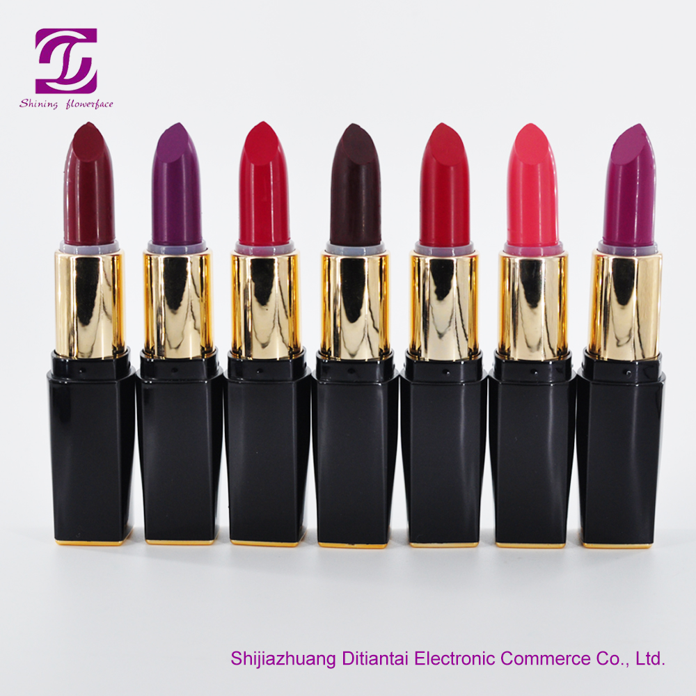 Customized Private label waterproof matte lipstick