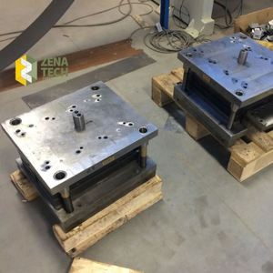 Professional Progressive Mold Components