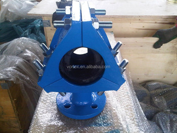 ISO 2531 ductile iron tapping sleeves