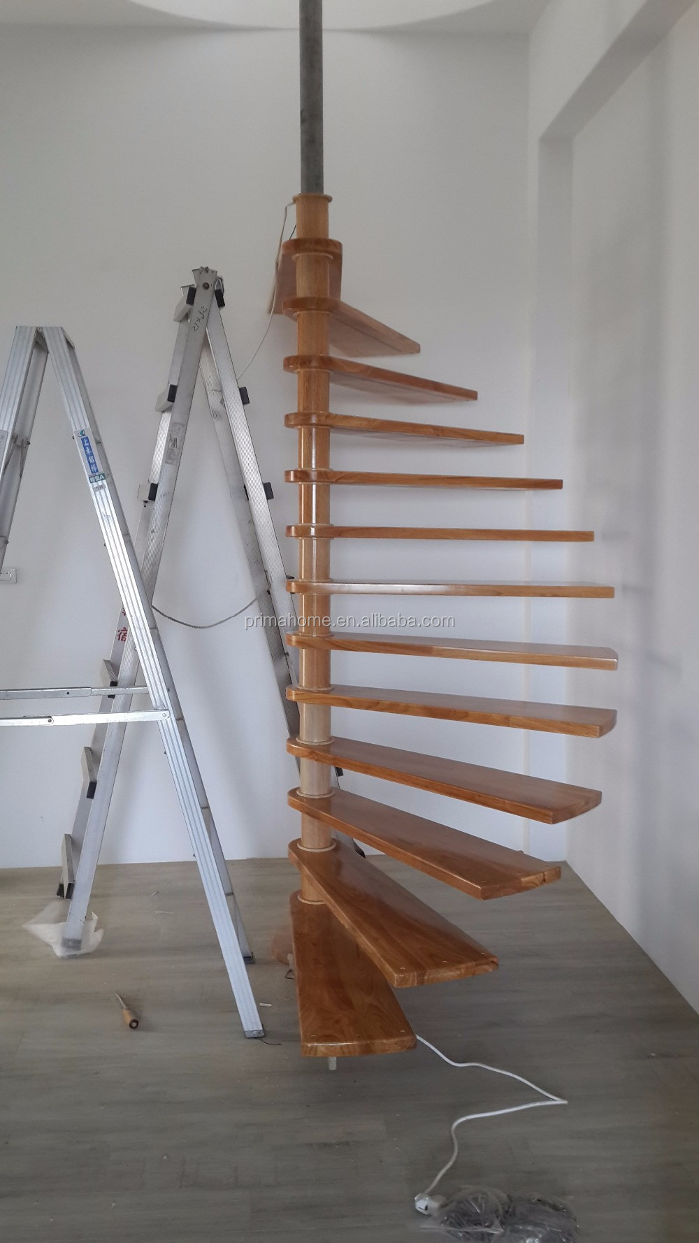 Steel grill design for stairs - Stainless Steel Stairs Grill Designs Used For Indoor Spiral Staircase