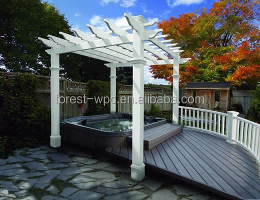 Imprimer bricolage pergola en plastique bois pergola pas cher pergola arches pavillon pergola - Pergola en bois pas cher ...