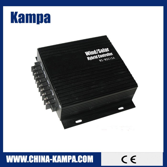 Mppt 12v/24v Automatic Wind Solar Hybrid Charge Controller With ...