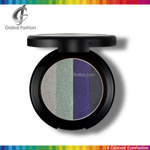 Eye Use and Dry Eye Shadow Type naras 4colors concept eyeshadow