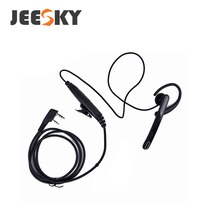 JEESKY walkie-<span class=keywords><strong>talkie</strong></span> fones de ouvido fone de ouvido 3.5mm jack fone de ouvido para walkie <span class=keywords><strong>talkie</strong></span>