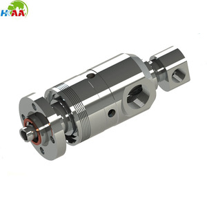Custom high quality CNC machining stainless steel Water rotary union for food industry applications