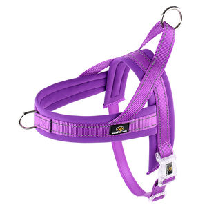 Free Sample 2019 China Wholesale Pet Product Supply Quick Fit Dog Harness