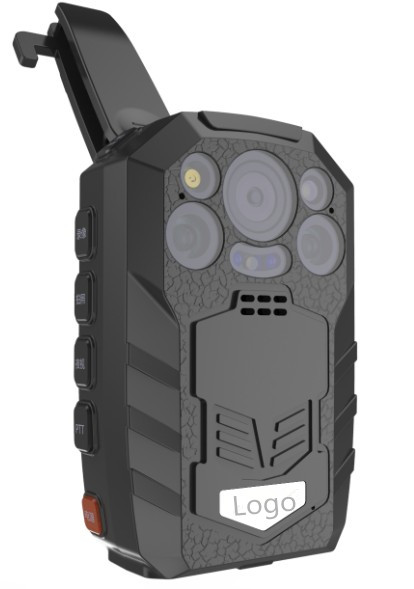 33 Mega pixel built-in real time GPS waterproof IP 67 night vision infrared1296P body worn camera