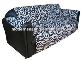 Magnificent Zebra Pattern Quilted Micro Suede Pet Dog Sofa Loveseat Furniture Slip Cover Buy Pet Friend Quilted Sofa Cover Pet Children Sofa Covers Hot Selling Machost Co Dining Chair Design Ideas Machostcouk